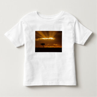 A mouth openning sunrise in the Maasai Mara Toddler T-Shirt
