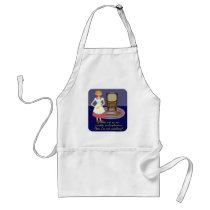 A Movie Loving Housewife Standard Apron