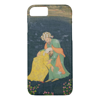 A Mullah bowing down to a man in Iranian dress who iPhone 8/7 Case