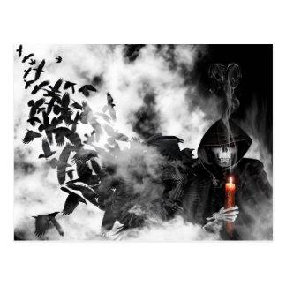 A Murder of Cloak-Crows Postcards