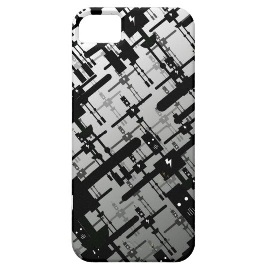 A Murder Of Crow-Bots Barely There iPhone 5 Case