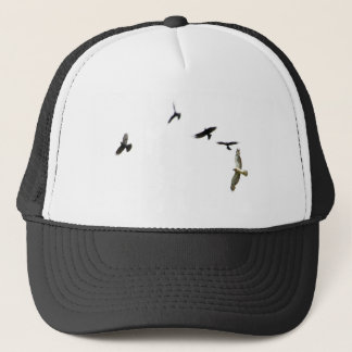 A Murder of Crows Trucker Hat