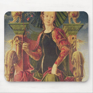 A Muse, c.1455-60 Mouse Pad