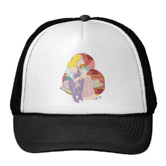 A Muse Me Mesh Hats