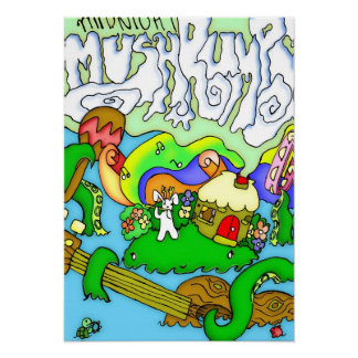A Mushrumps Poster