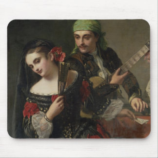 A Music Lesson, Seville Mouse Mat