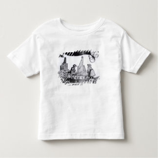 A Musical Carriage Toddler T-Shirt