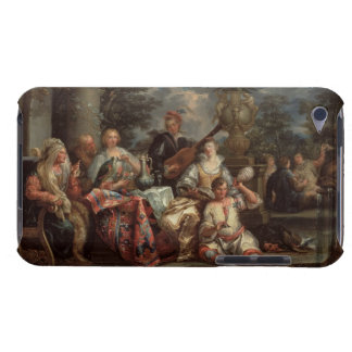 A Musical Interlude on a Patio (pair with 59639) iPod Touch Case-Mate Case