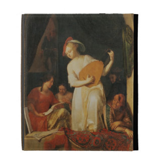 A Musical Party, 1681 iPad Cases