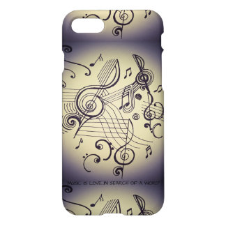 "A ""musically inspired"" iPhone Case"