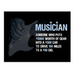 A Musician is…