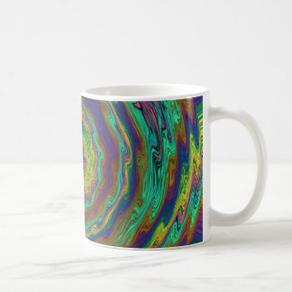 A Mystic Burst of Colors Coffee Mug