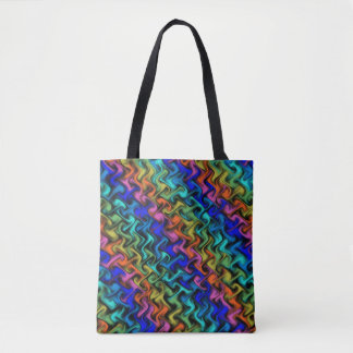 A Mystical Abstraction Tote Bag