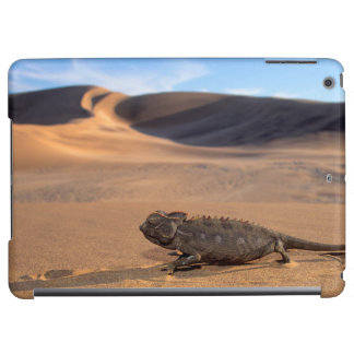 A Namaqua Chameleon walking iPad Air Case