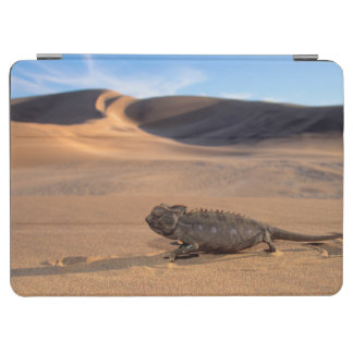 A Namaqua Chameleon walking iPad Air Cover
