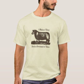 A Nation of Sheep T-Shirt