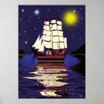 A Nautical Dream Poster