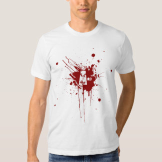 A Negative Blood Type Donation Vampire Zombie Tshirts