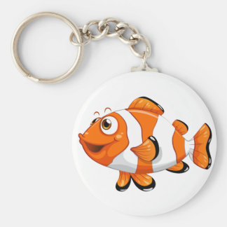 A nemo fish key ring