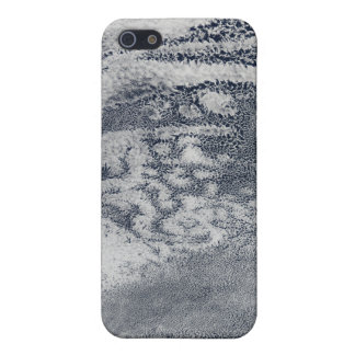 A network of clouds over the Pacific Ocean Case For iPhone 5/5S