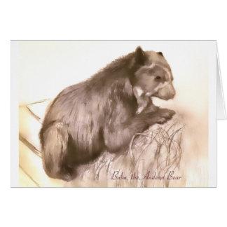 A. Neuman Bubu Portrait Notecard Greeting Card