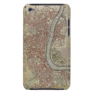 A New and Exact Plan of the Cities of London and W iPod Touch Case-Mate Case