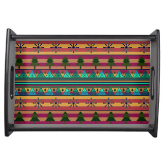 A new Christmas pattern Serving Tray