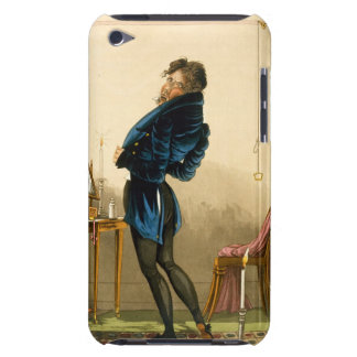 A New Coat (colour litho) Barely There iPod Cases