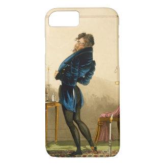 A New Coat (colour litho) iPhone 8/7 Case