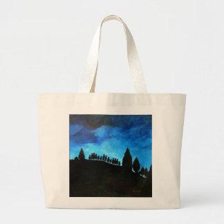 A New Dawn Rising 2008 Large Tote Bag