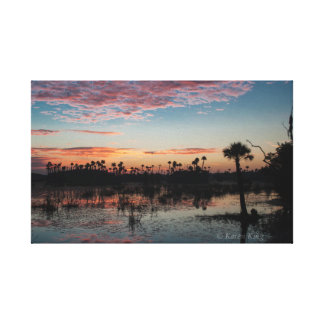 A New Day Gallery Wrapped Canvas