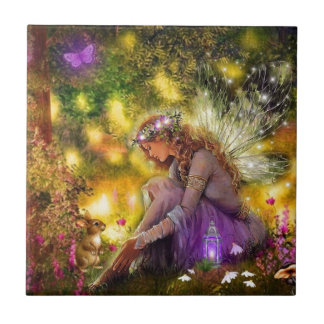A New Friendship Fantasy Fairy Tile