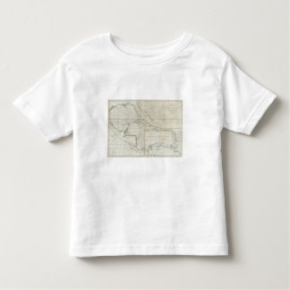 A new general chart of the West Indies Toddler T-Shirt