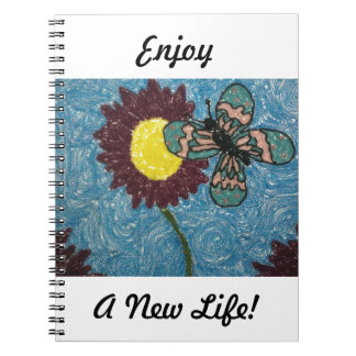A New Life Notebook