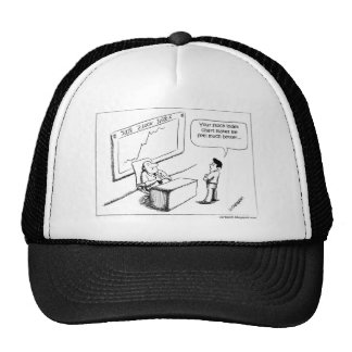 A New Look at The 2008 Stock Market Trucker Hat