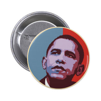 A New Majority - Obama Political Button