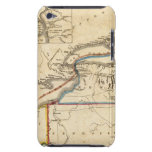 A New Map Of The Seat Of War Barely There iPod Cases