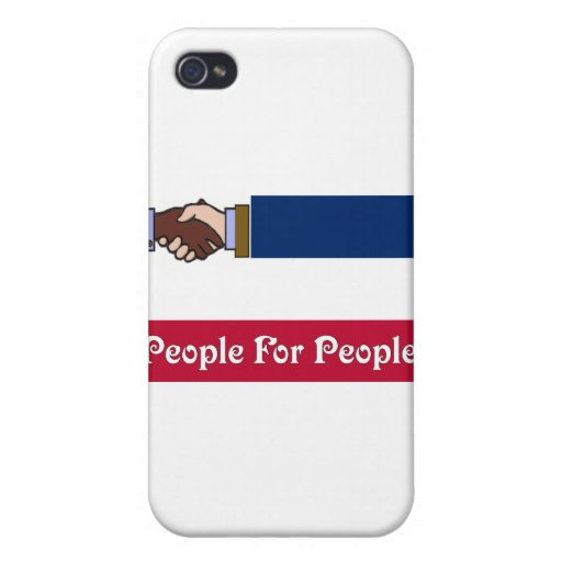 A New Mississippi: People For People iPhone 4 Case