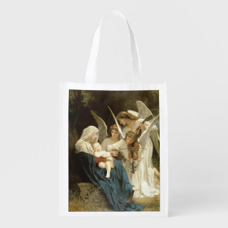 A New Name In Glory Reusable Grocery Bag