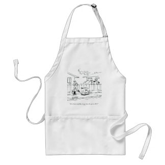 A New Ride Standard Apron