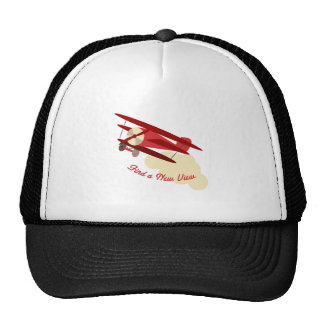 A New View Trucker Hat