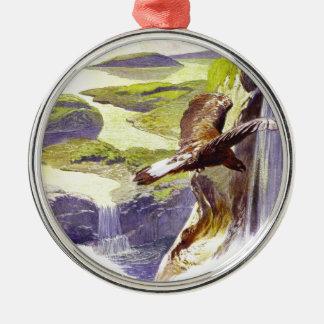 A New World Christmas Ornament