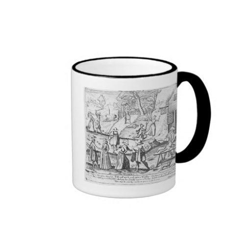 A New Year's Gift for Shrews Coffee Mugs