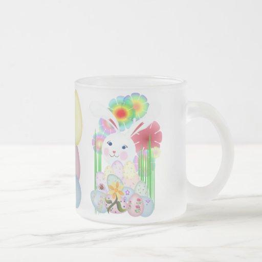 A Nice and Normal Easter Bunny Coffee Mug