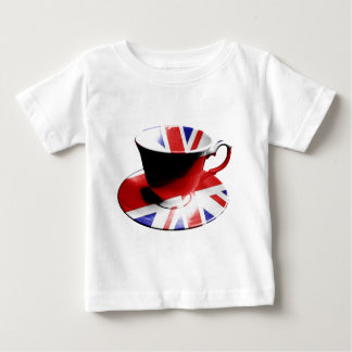 A nice cup of English Tea Baby T-Shirt