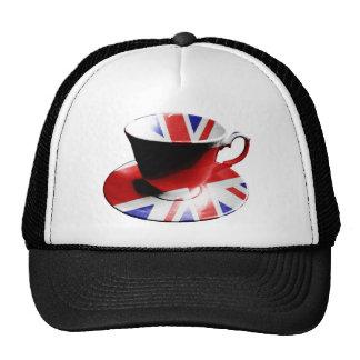 A nice cup of English Tea Mesh Hats