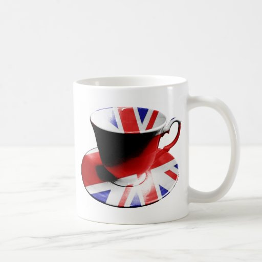 A nice cup of English Tea Mugs