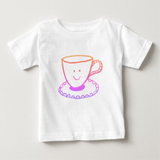 A nice cup of Tea Baby T-Shirt