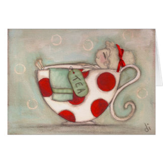 A Nice Cup of TEa - Note CArds