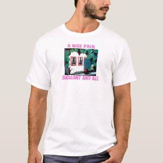 a nice pair T-Shirt